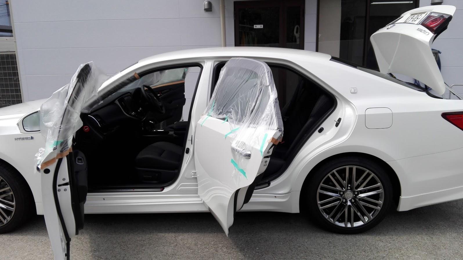 室内・車内消臭・抗菌コーティング